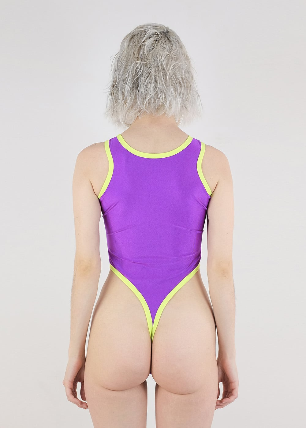 Purple Swimsuit 273