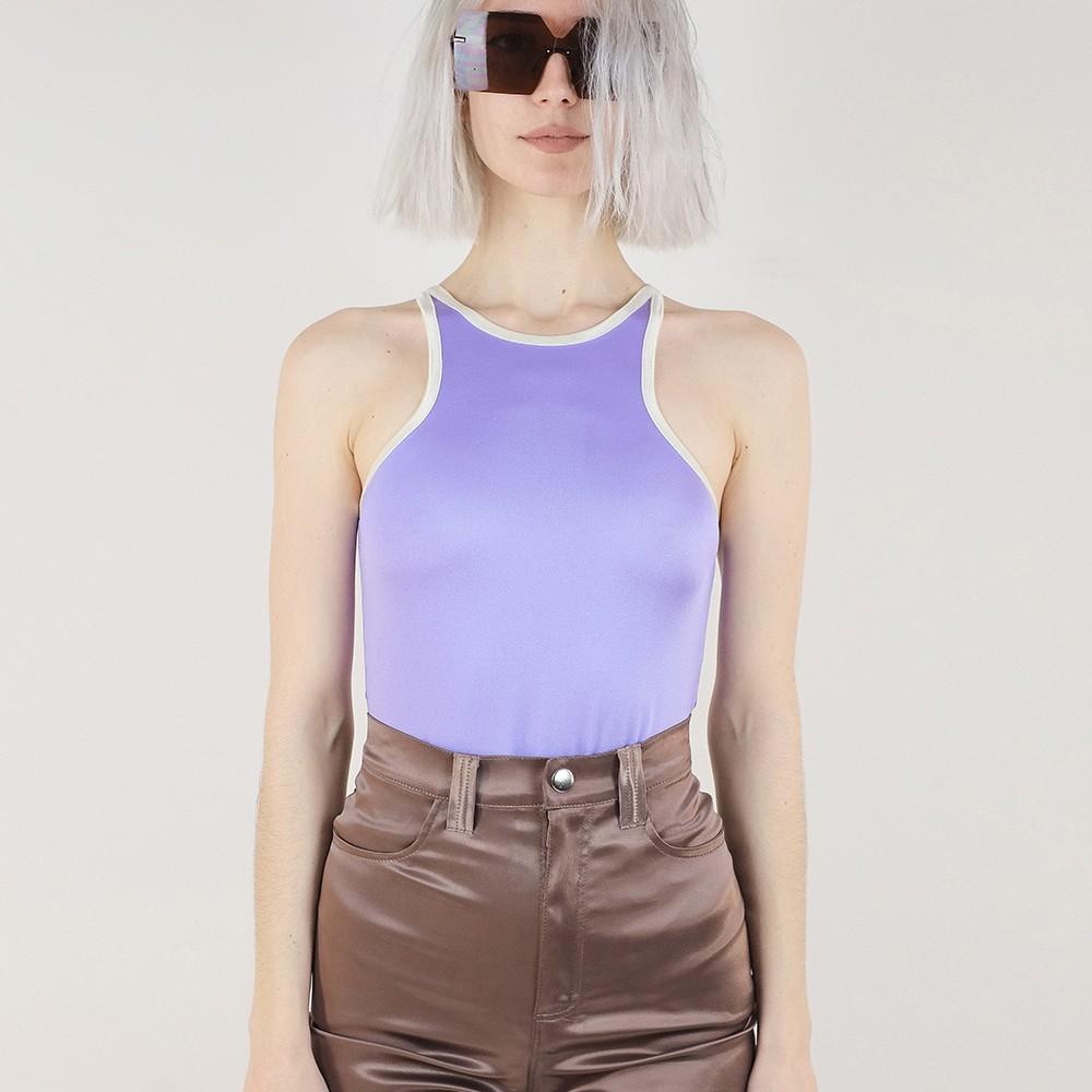 Satin Lycra Shorts 8