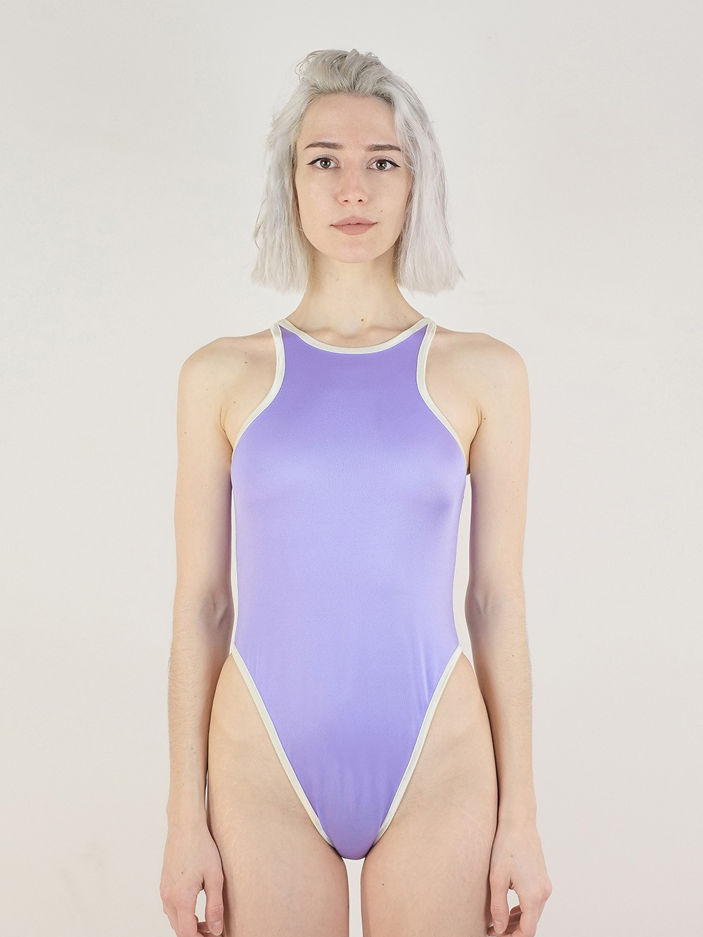 Lilac Swimsuit 260