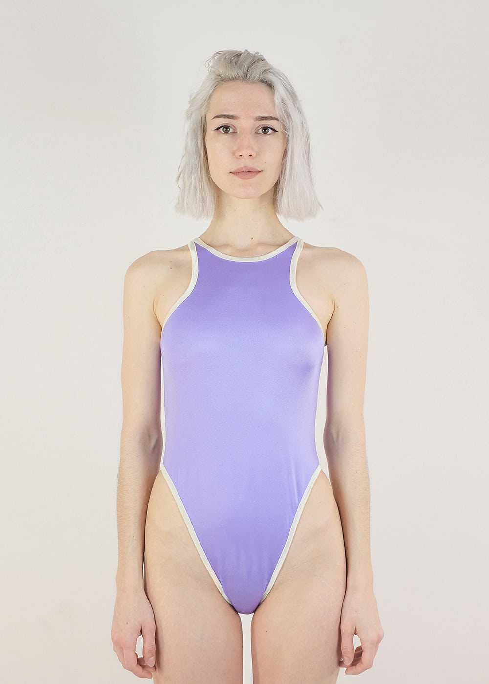 Lilac Swimsuit 300