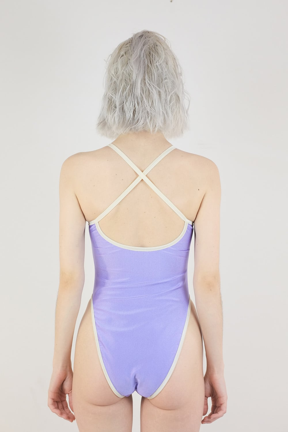 Lilac Swimsuit 2