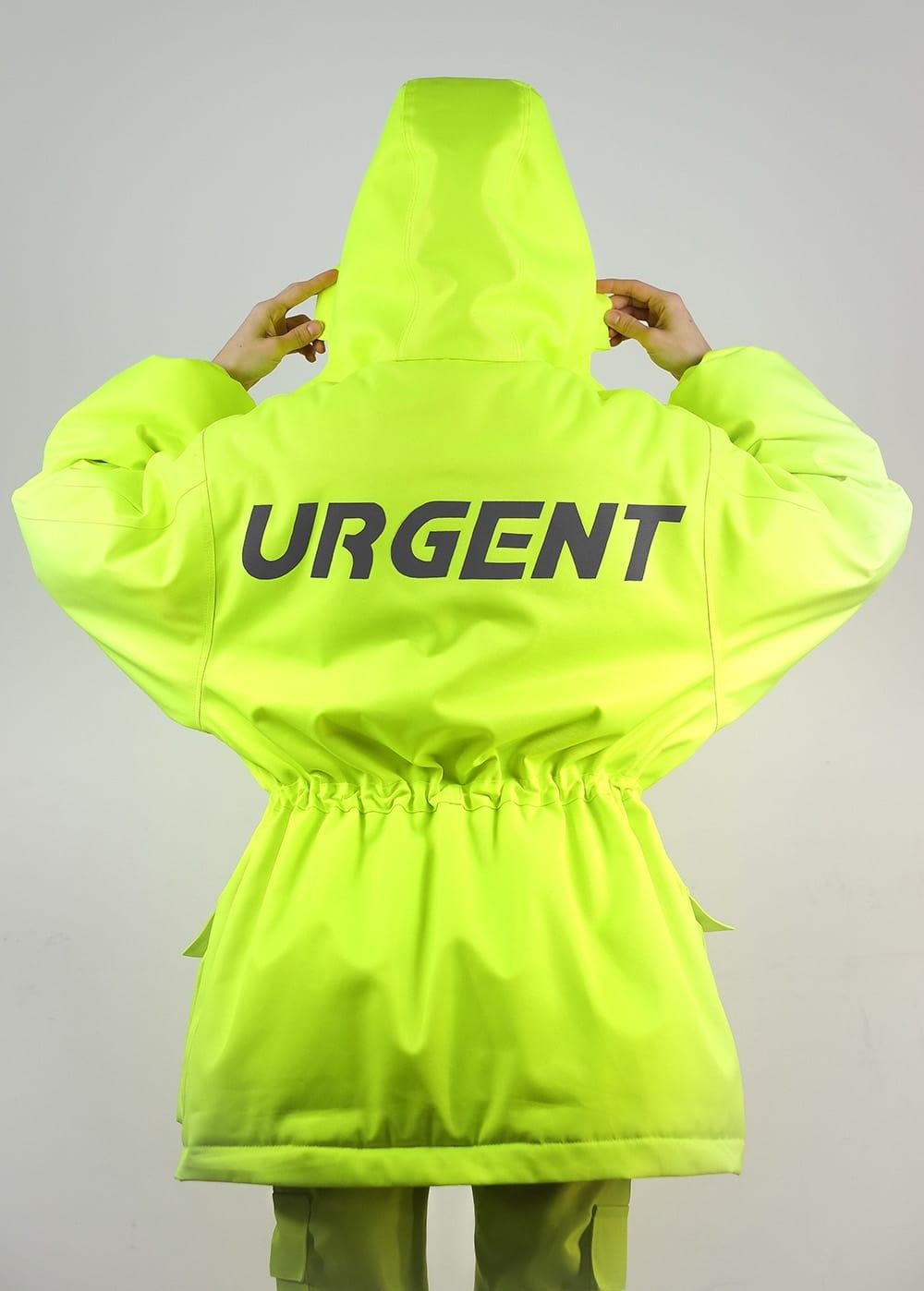 Visibility URGENT Jacket 324