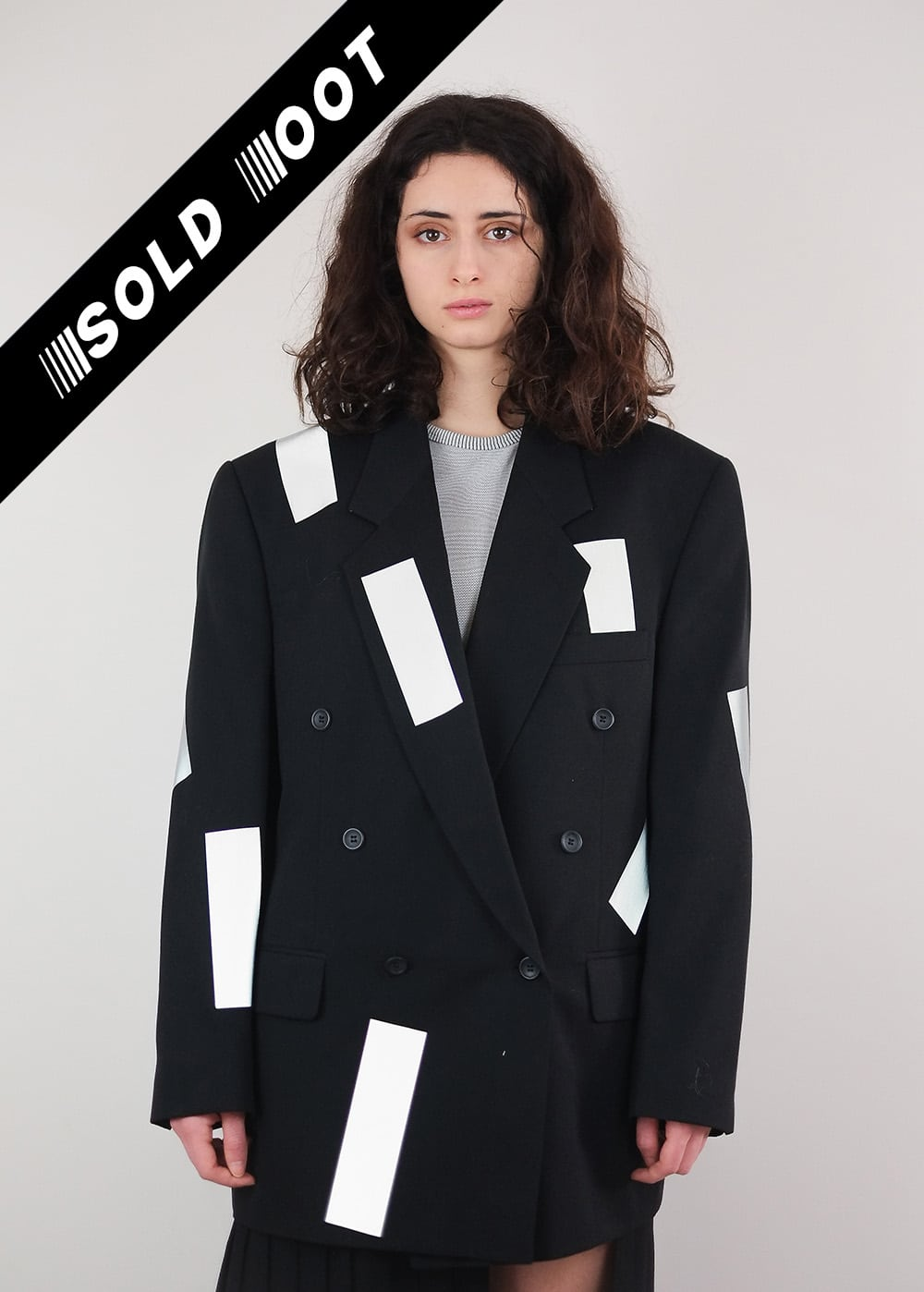Reworked Reflect Tape Jacket 300