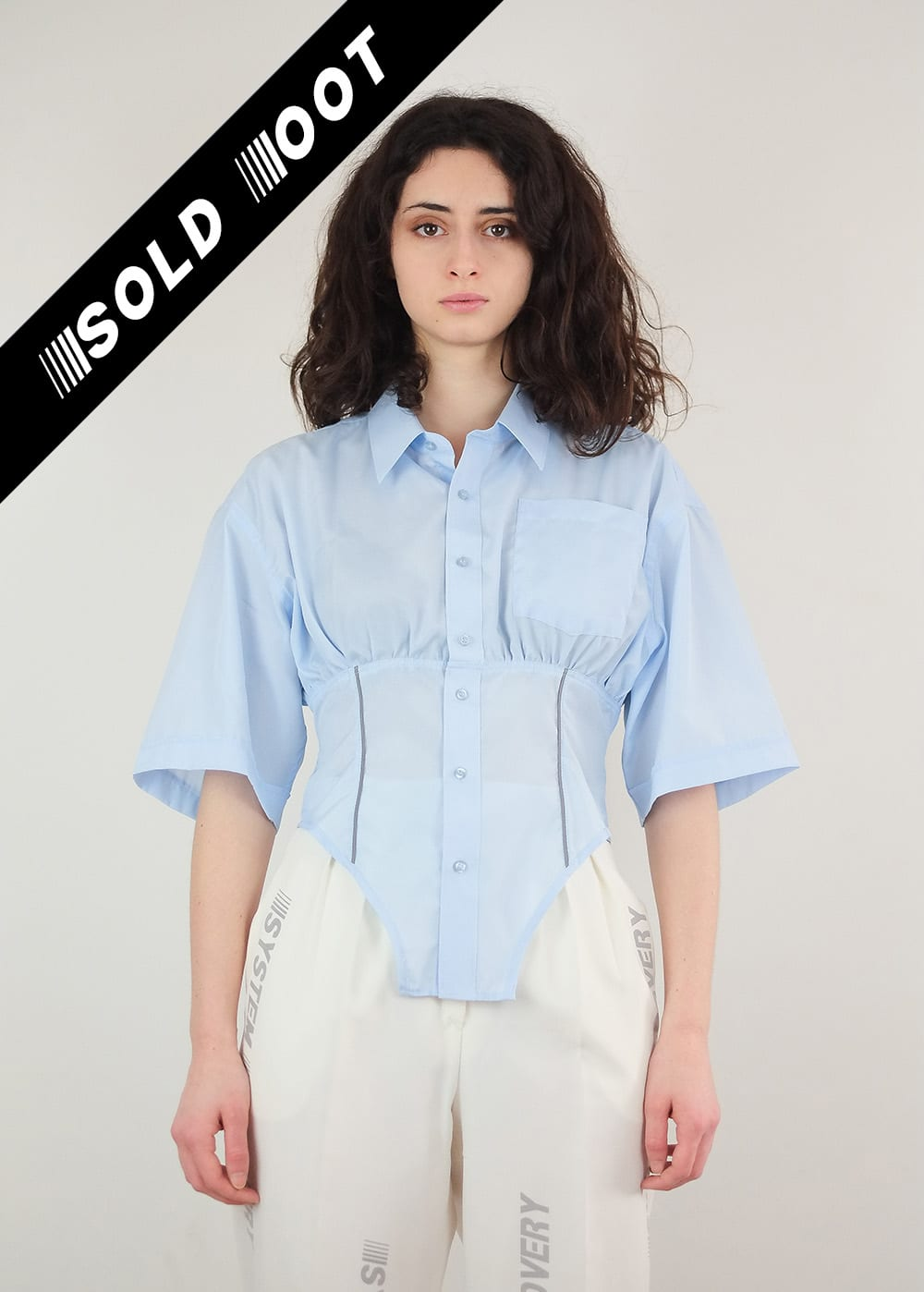 Reworked Thong Shirt 306
