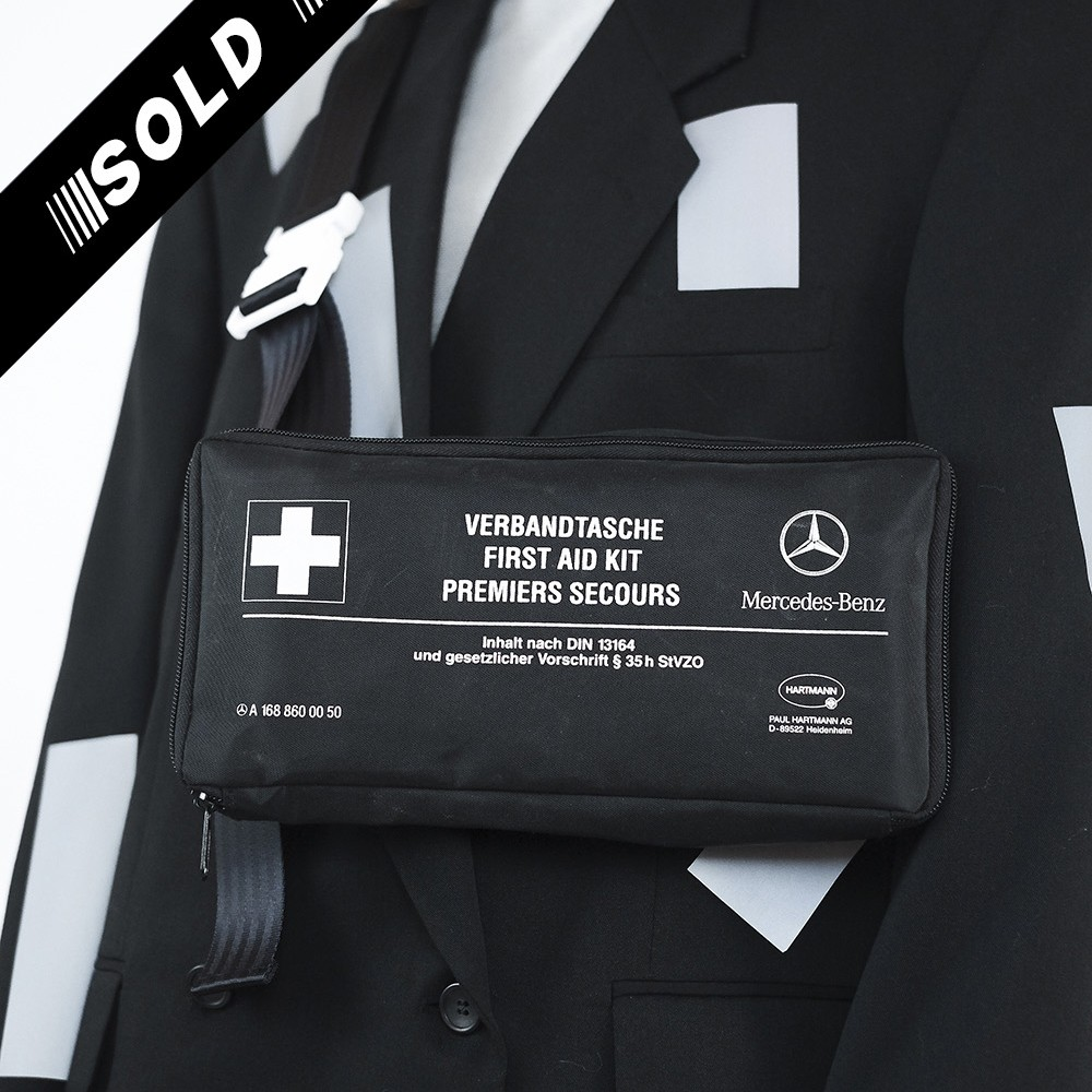 1st Aid Mercedes Bag 2