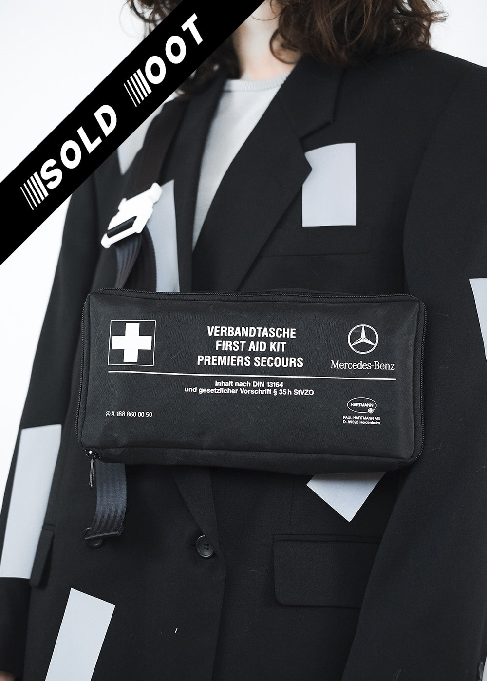 1st Aid Mercedes Bag 298