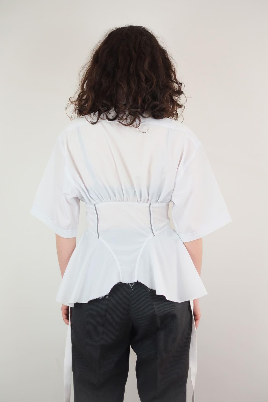Reworked Corset Shirt 3