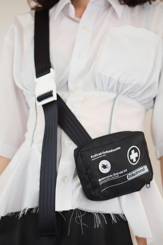 1st Aid Cross-body Bag 2