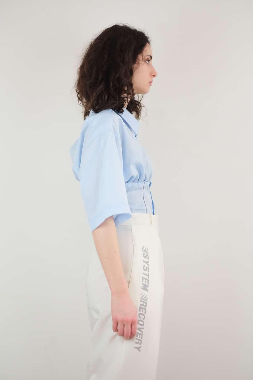 Reflective Monogram W Pants 5