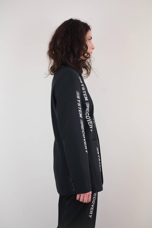 Reflective Monogram Jacket 2