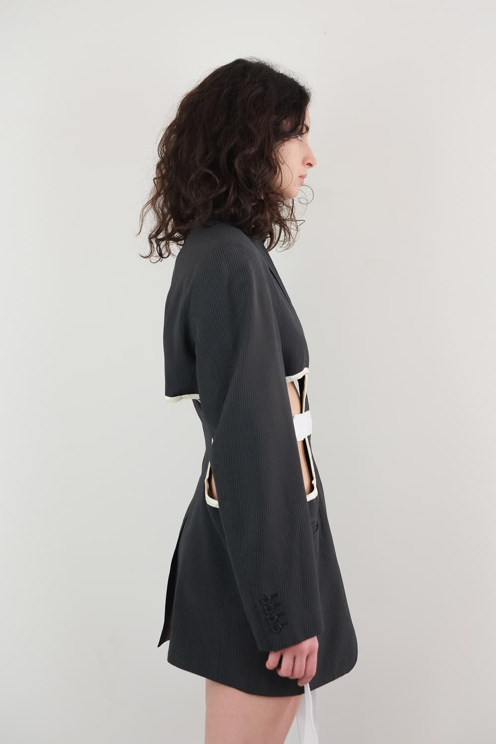 Reworked Cut Out Jacket 2