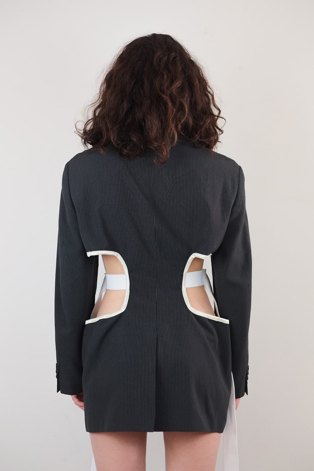 Reworked Cut Out Jacket 3
