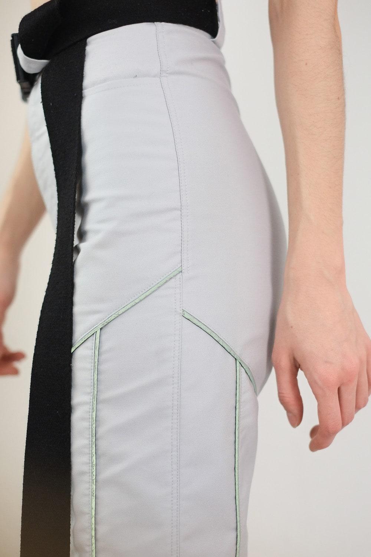 Reflective Piping Pants 3