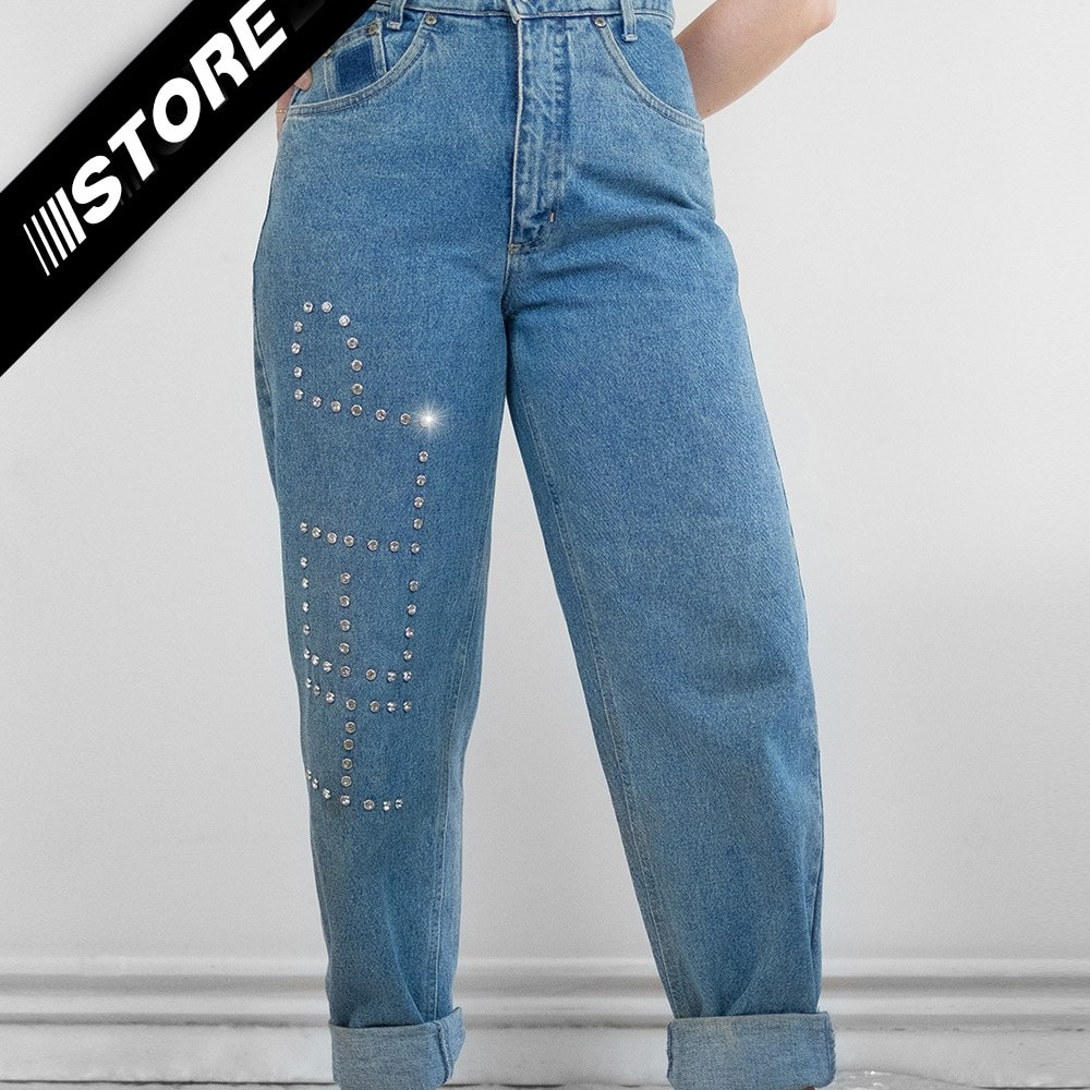 HELP Bling Jeans 3