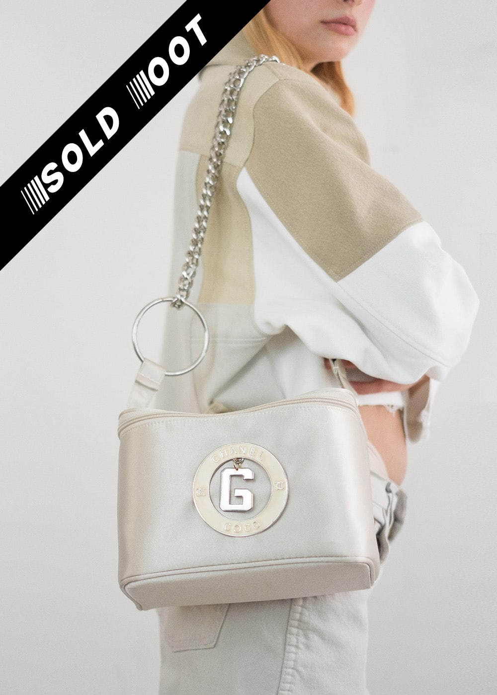 Fake Chanel G Bag 219