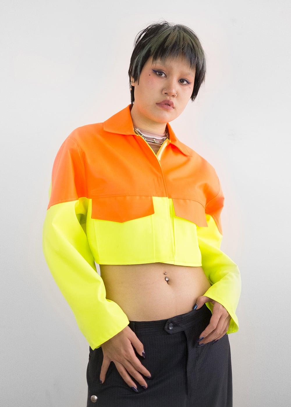 Double Neon Jacket 244