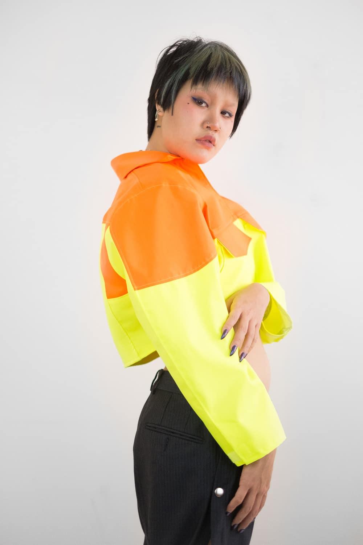 Double Neon Jacket 3