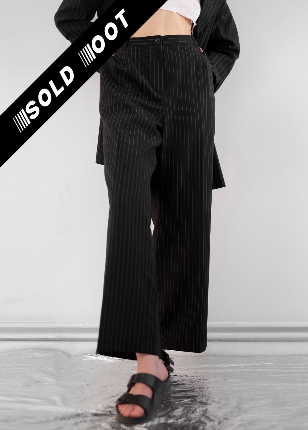 Pinstripe Workpants 235