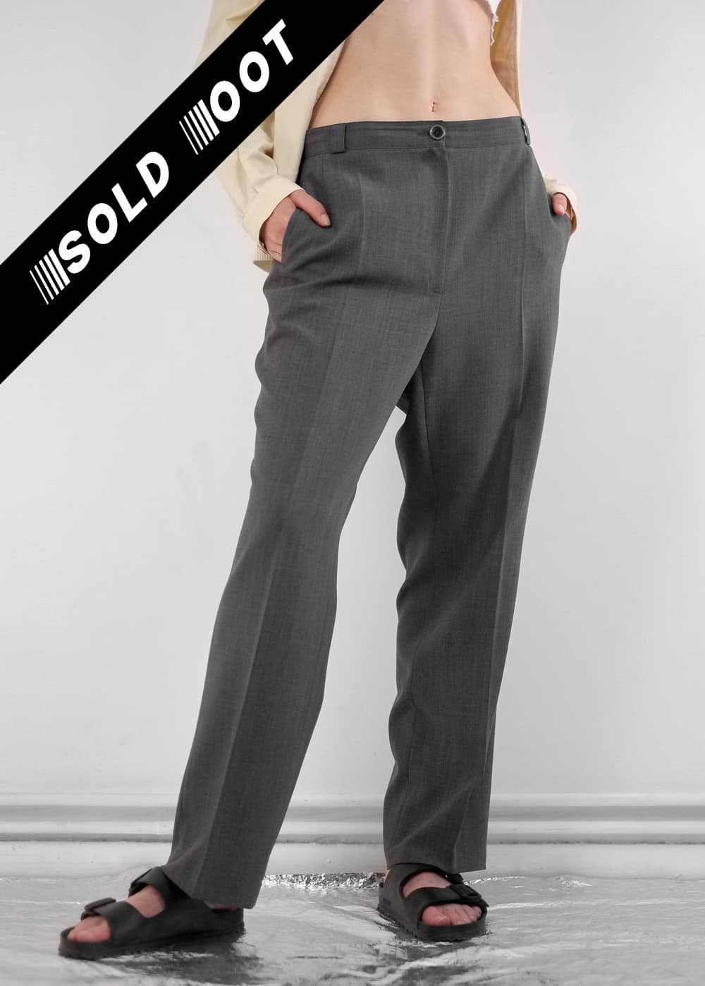 Grey Slacks 237