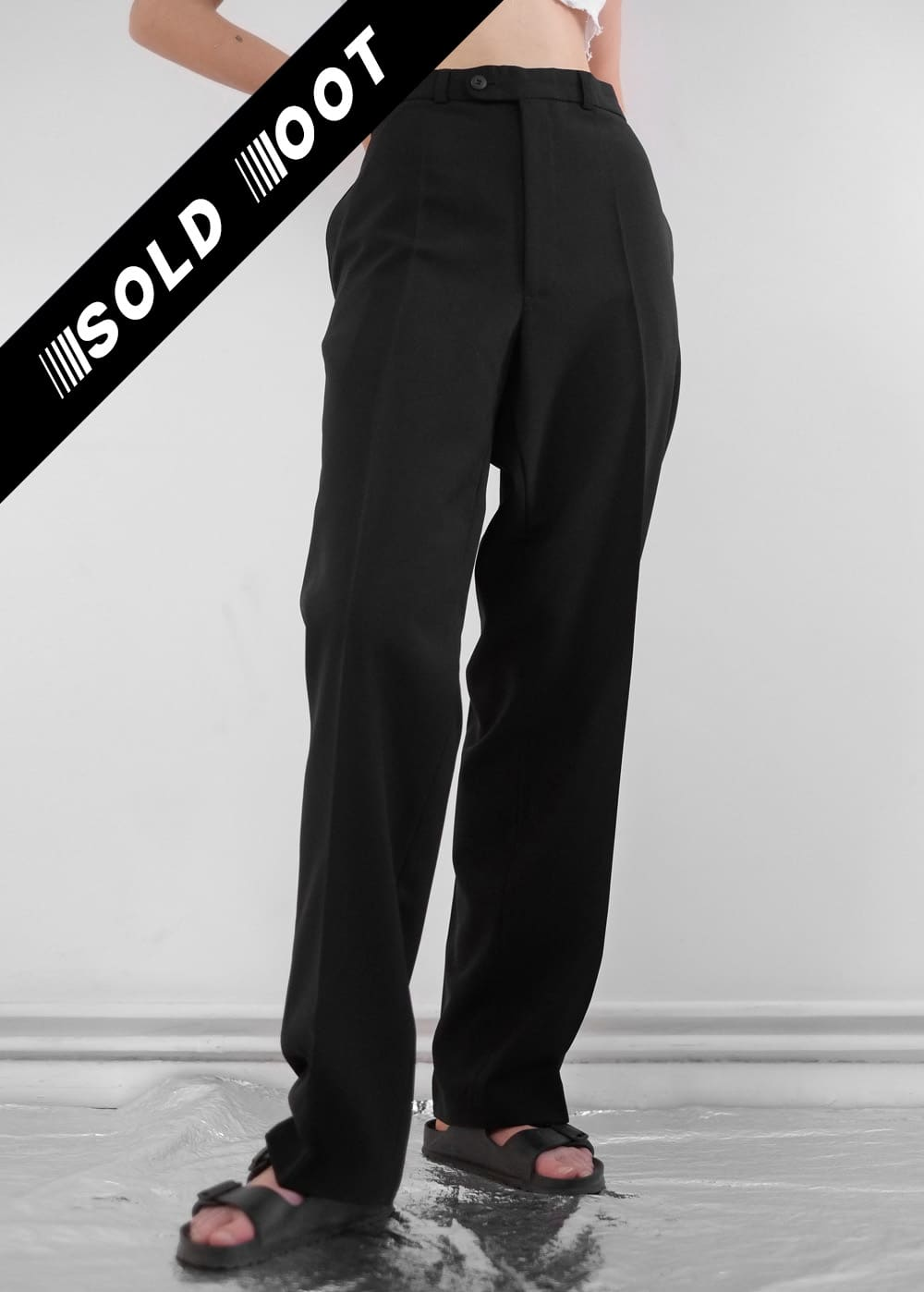 Black Trousers 226
