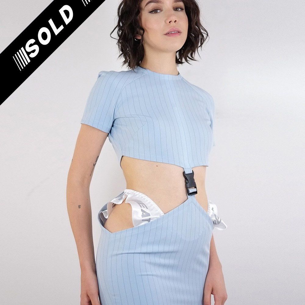 The Hourglass Office Dress 10