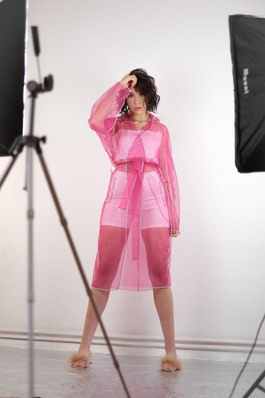 Transparent Rosa Coat 4