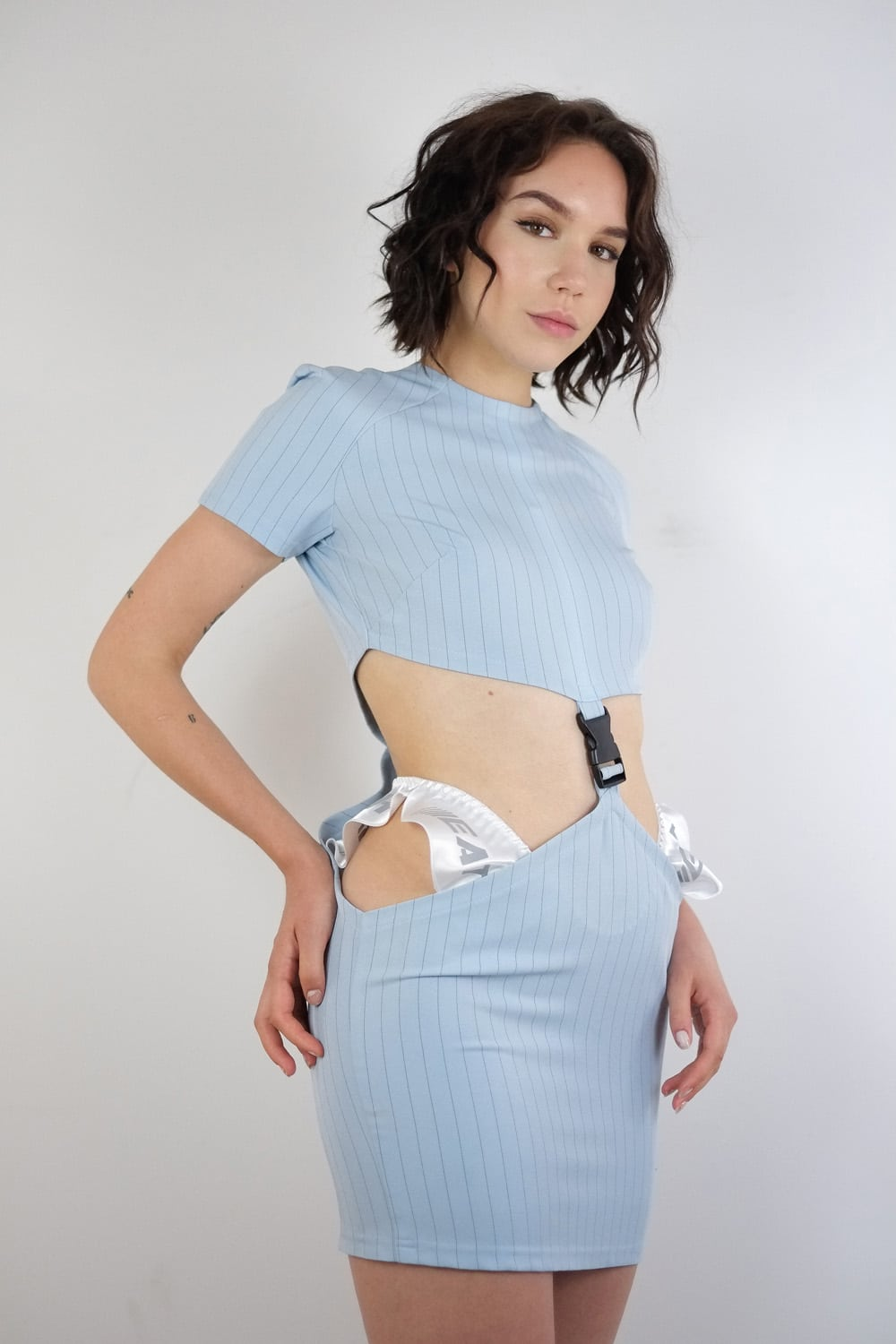 The Hourglass Office Dress 2