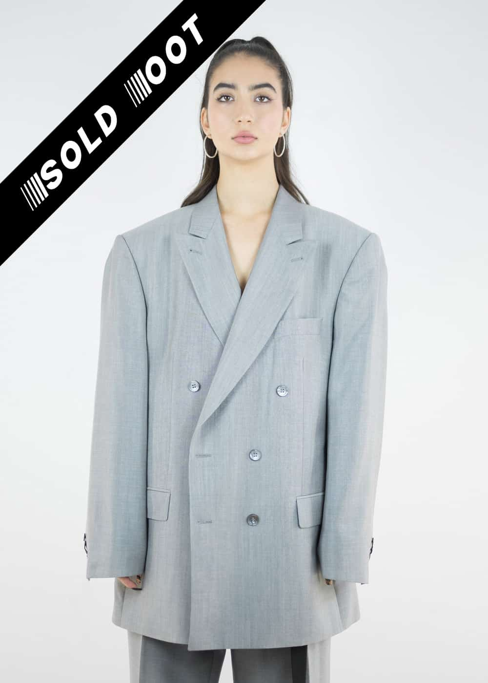 Light Grey Jacket 178