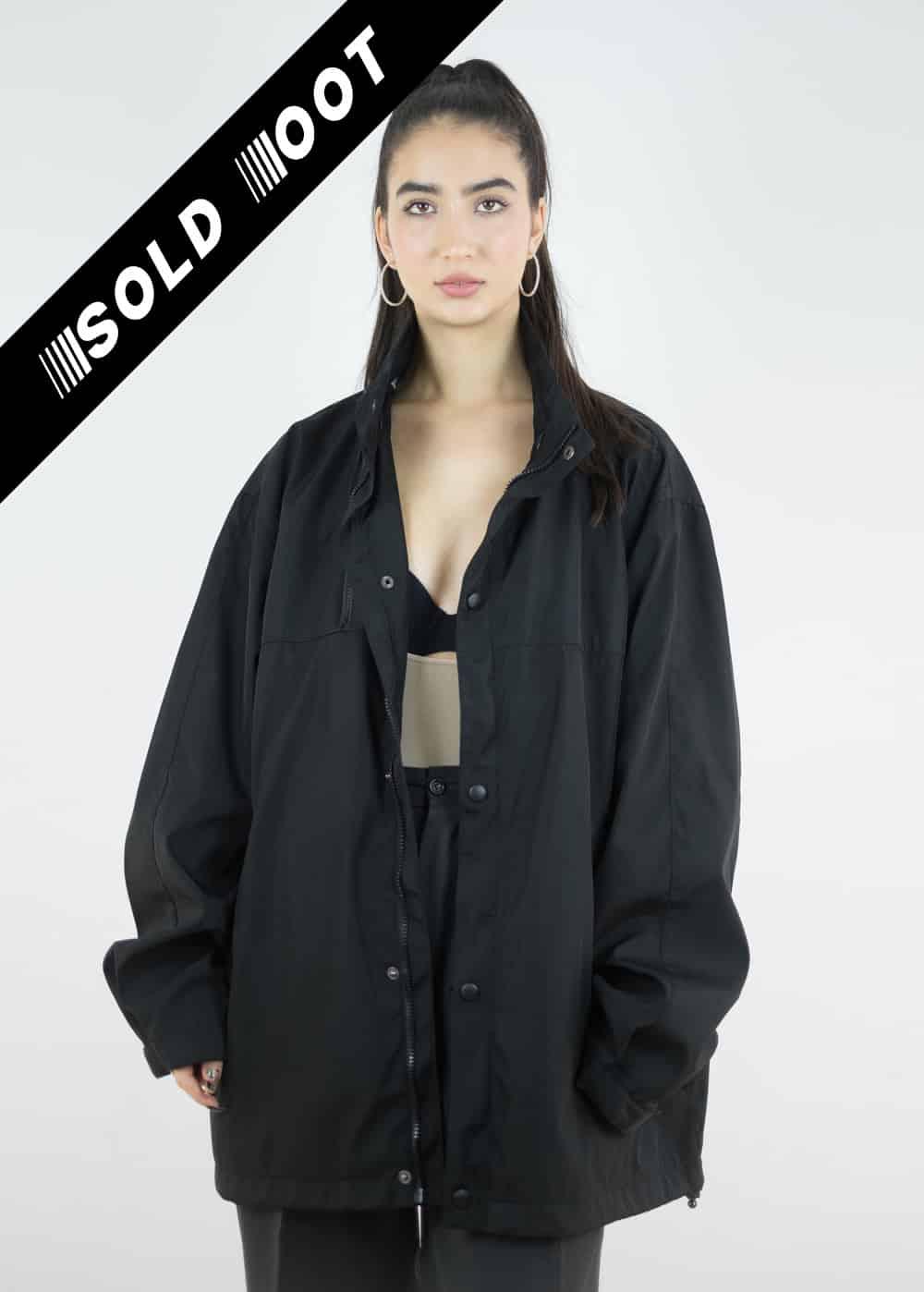 Black Rain Jacket 168
