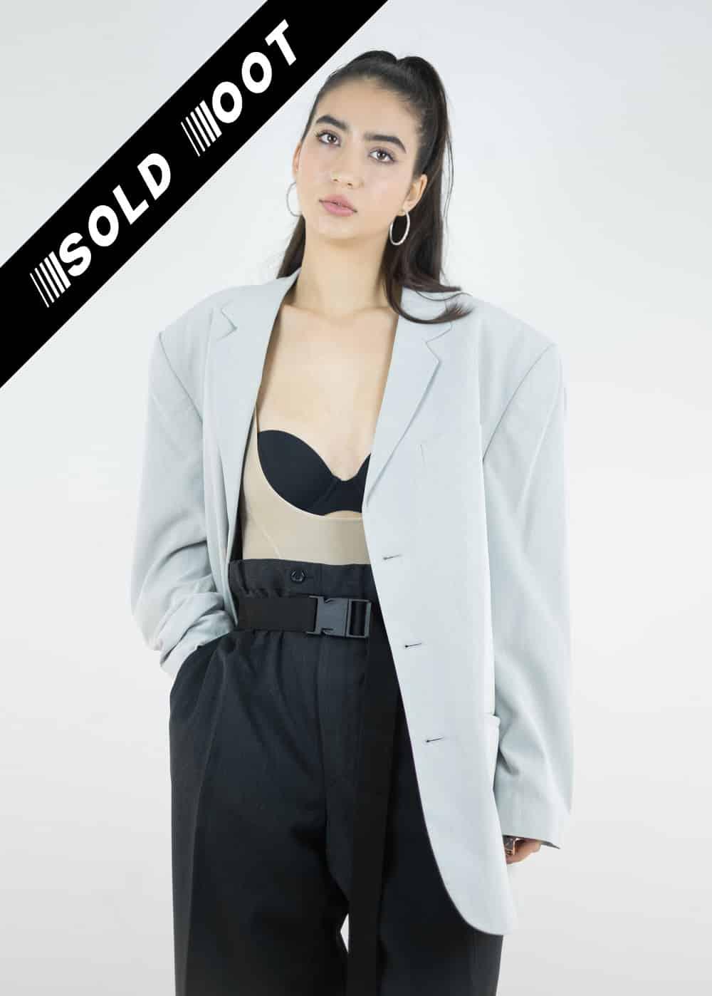 Pastel Suit Jacket 186