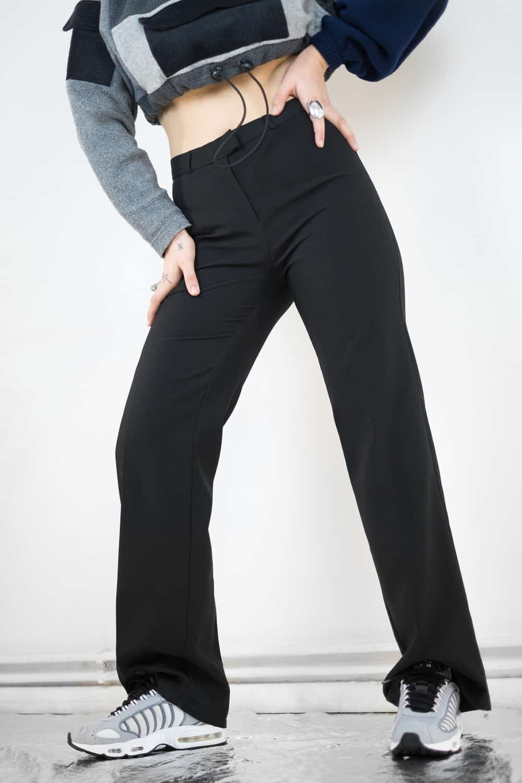 Black Butt Pants 5