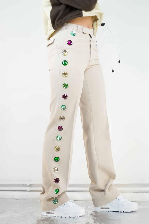 Gem & Patch Trousers 4