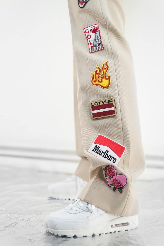 Gem & Patch Trousers 6