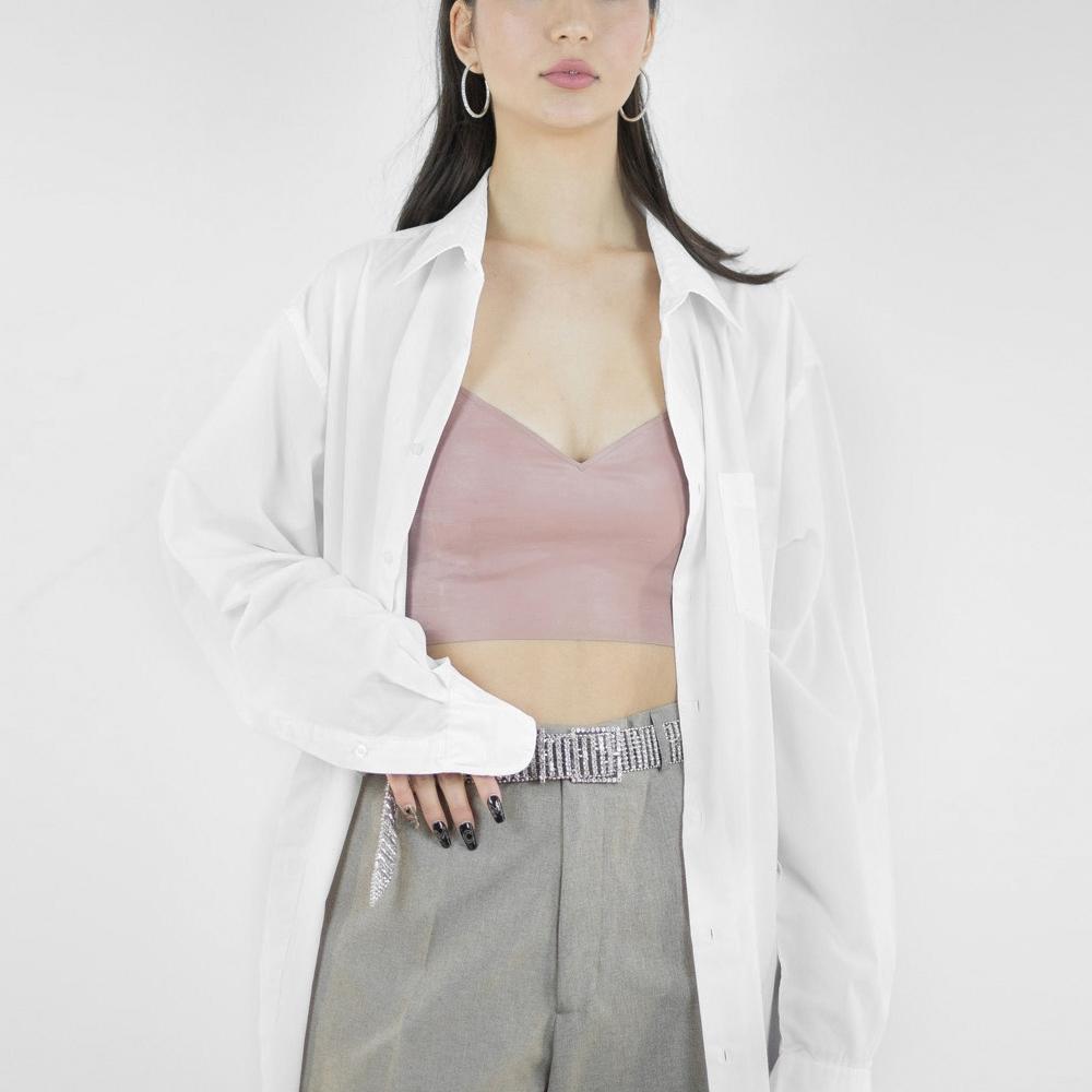 Simple White Shirt 9