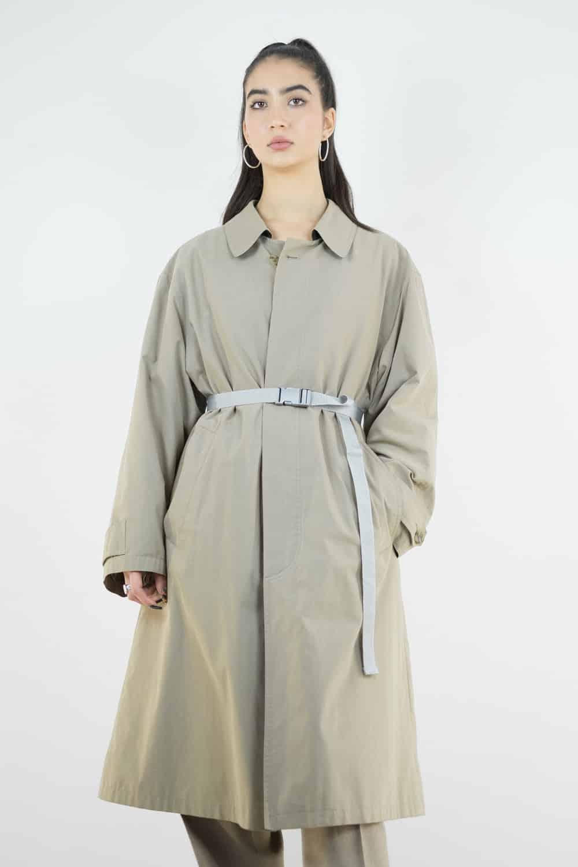 Khaki Trench Coat 4