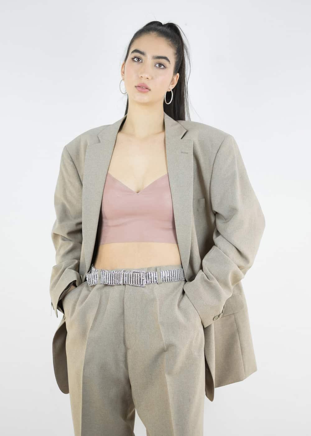 Sand Suit Jacket 160