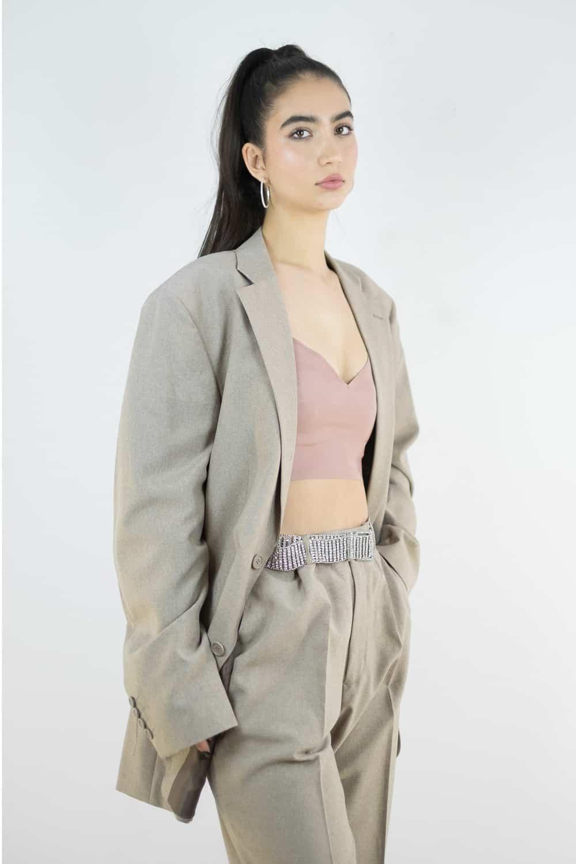 Sand Suit Jacket 3