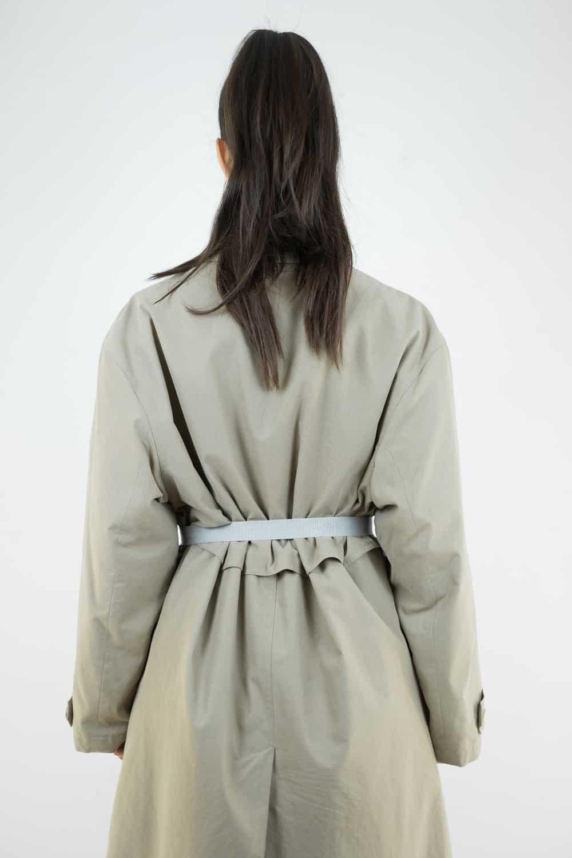 Khaki Trench Coat 3