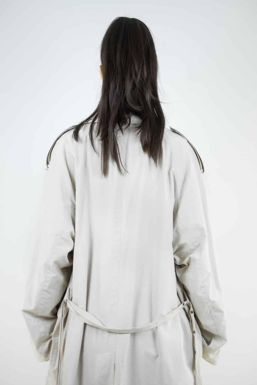 Beige Trench Coat 4