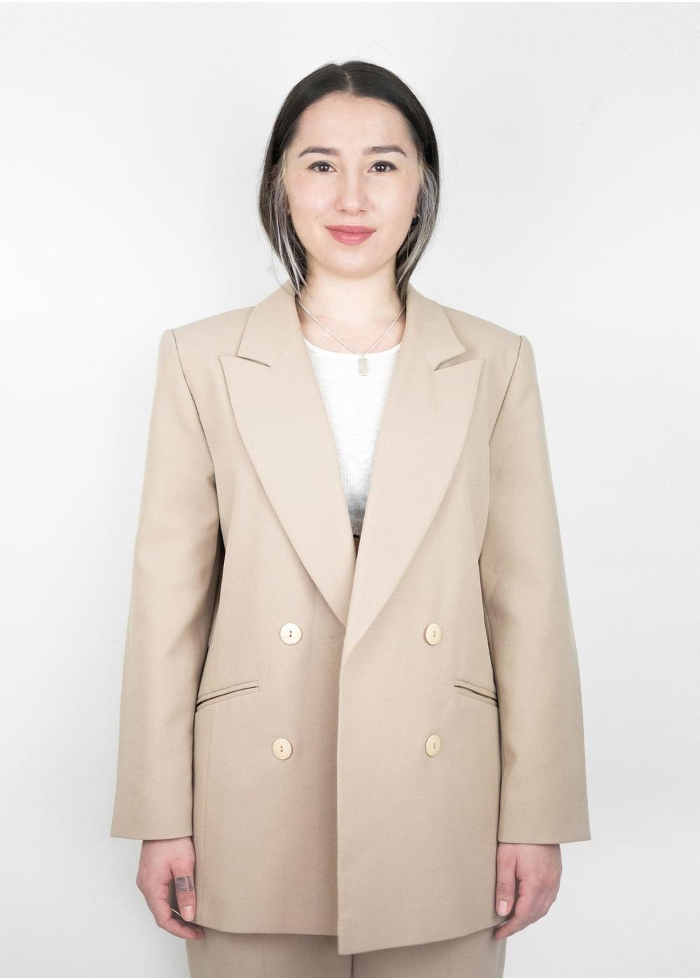 Beige Suit Combo 107