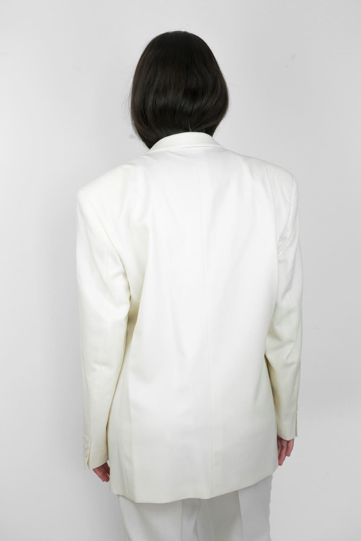 Cream Suit Combo 4