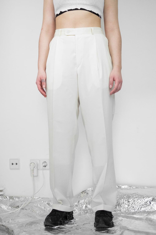 Cream Suit Combo 7