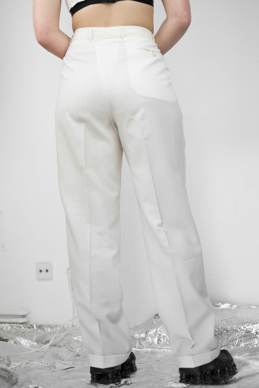 Cream Suit Combo 8