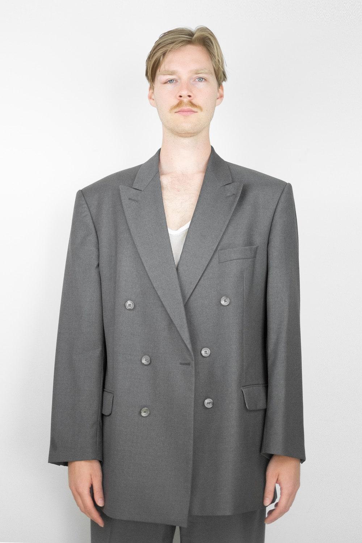 Grey Suit Combo 3