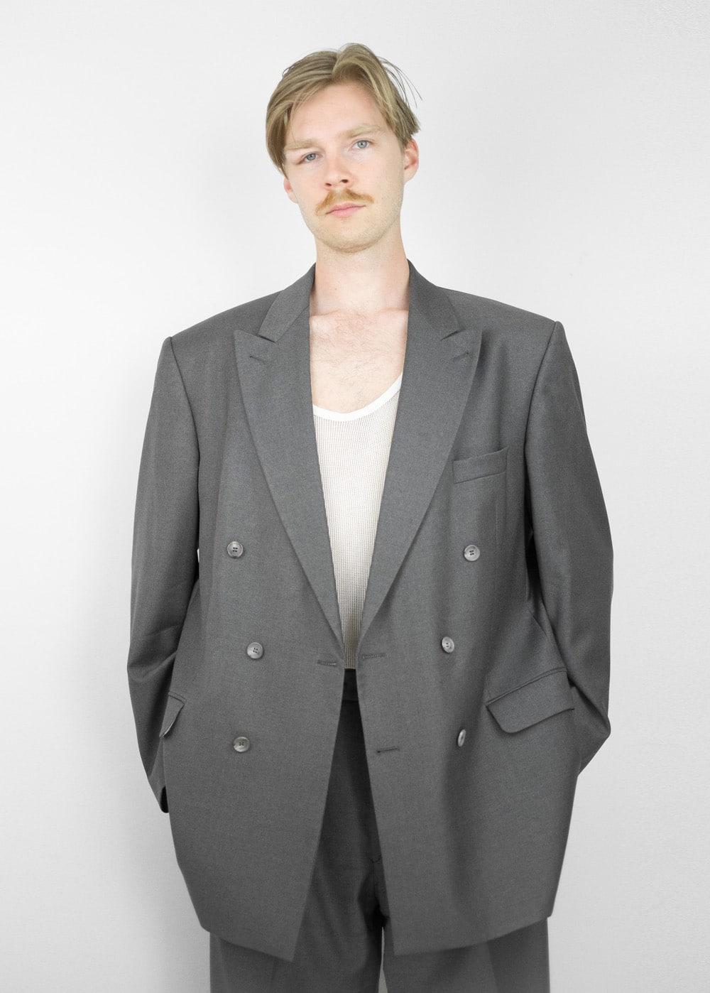 Grey Suit Combo 113