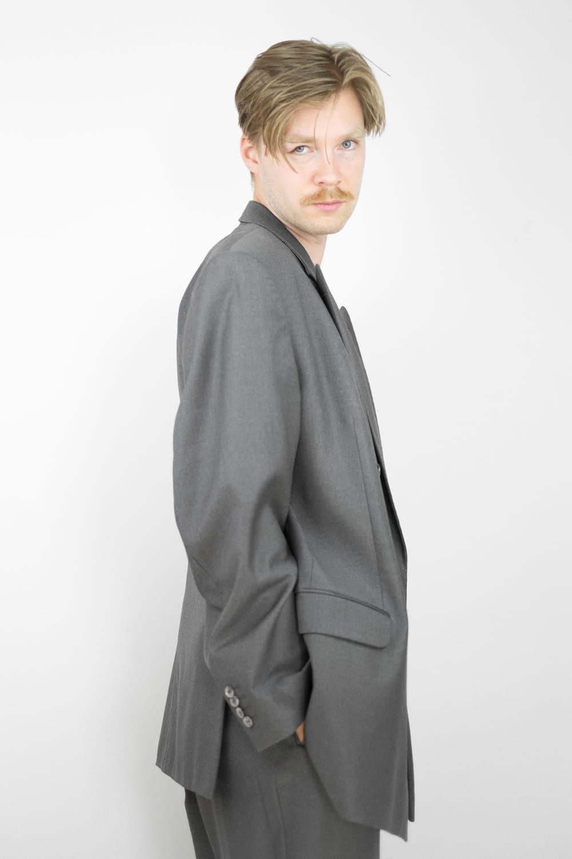 Grey Suit Combo 4