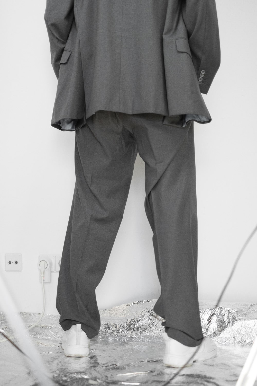 Grey Suit Combo 7