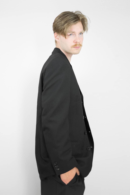 Just Black Suit Jacket 3