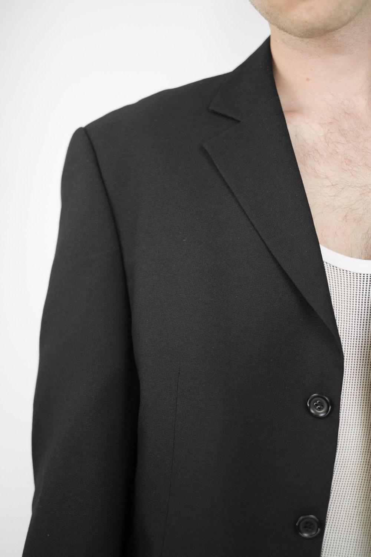 Just Black Suit Jacket 5