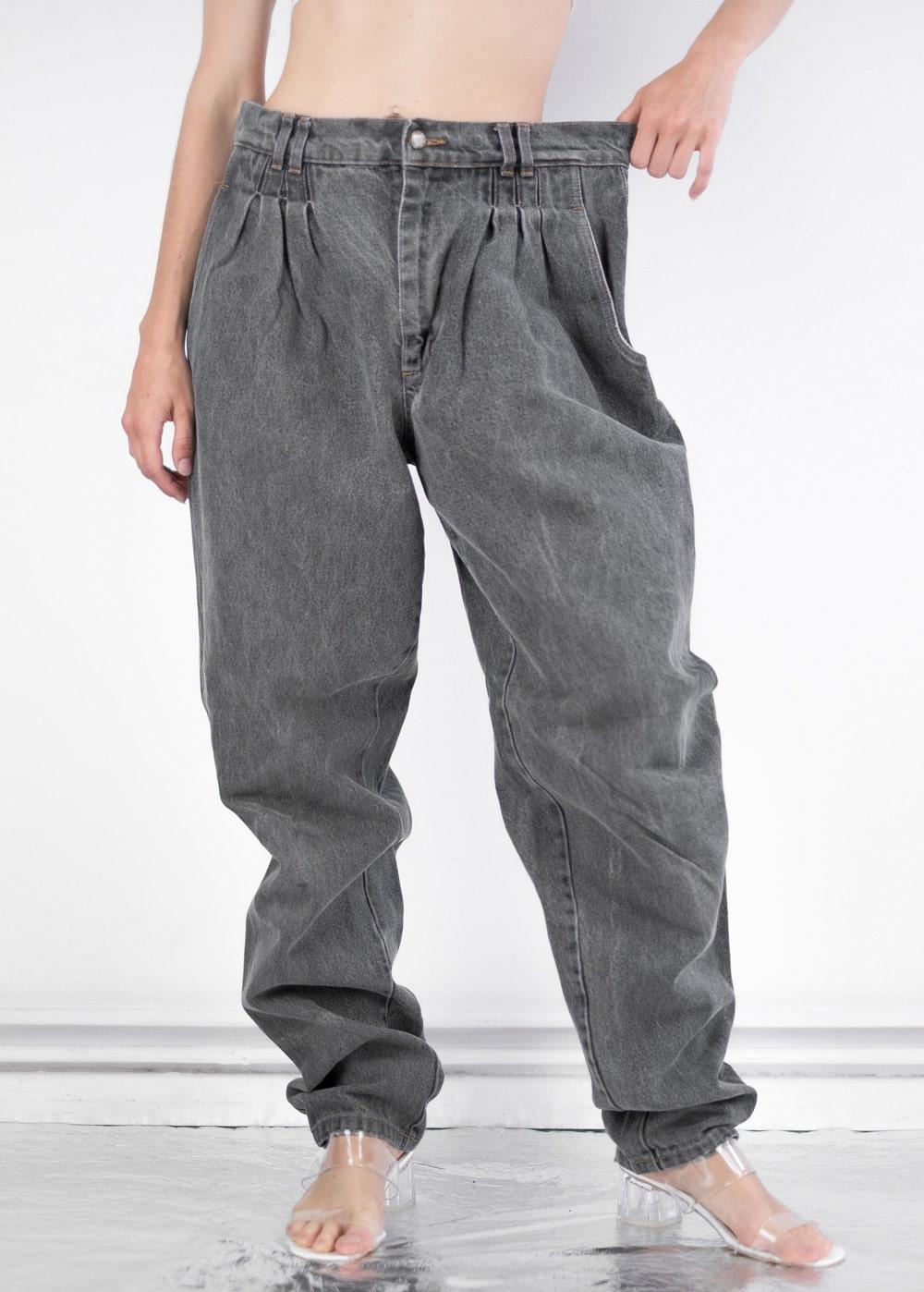 Ash Grey Jeans 81